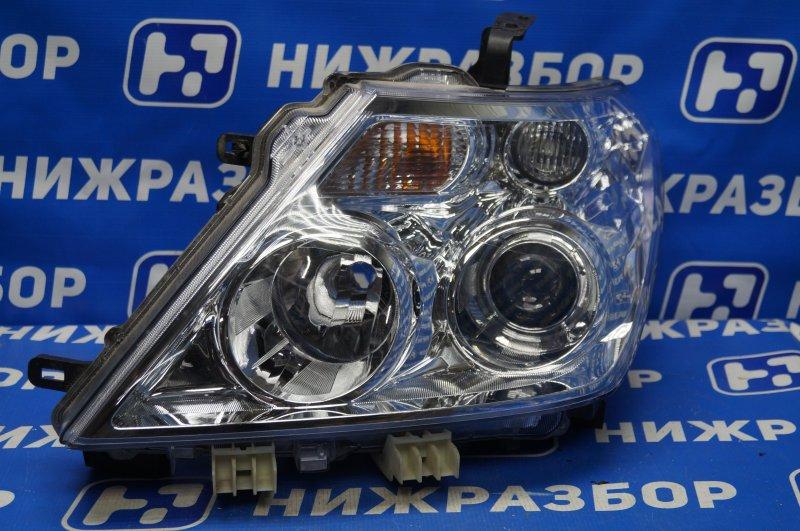 Фара Nissan Patrol Y62 2010> левая (б/у)