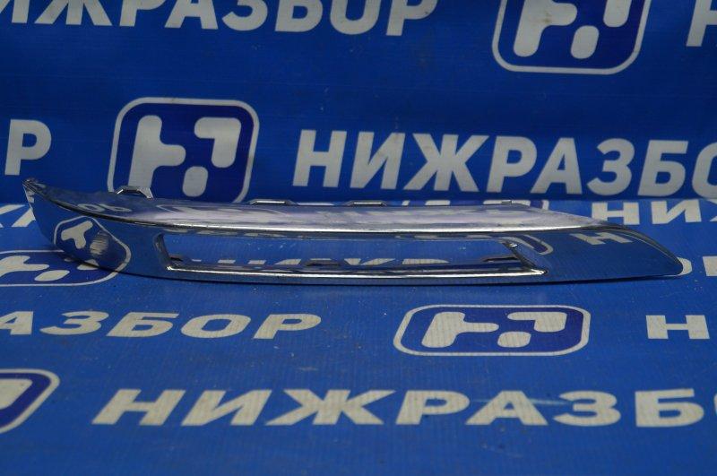 Накладка бампера Mercedes Glk-Class X204 2008 передняя правая (б/у)