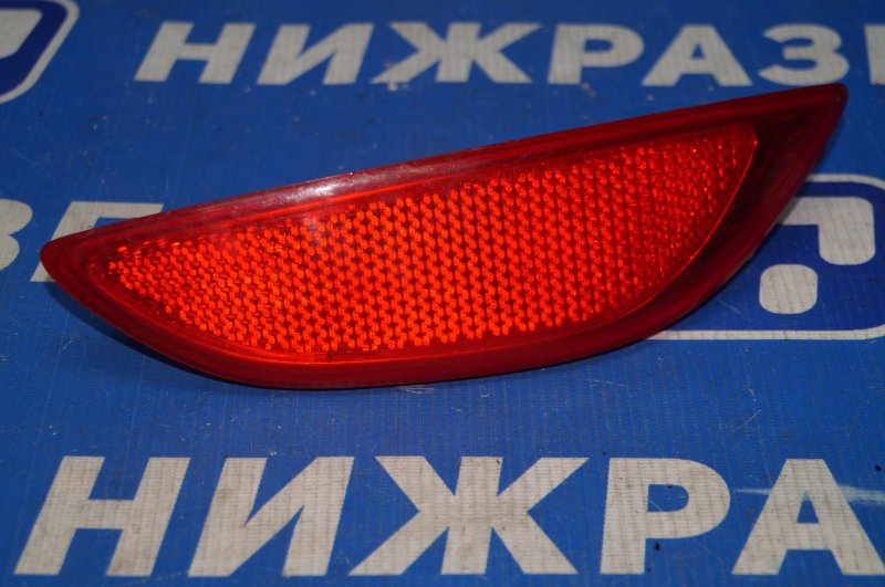 Отражатель в бампер Hyundai Solaris 1 2010 задний правый (б/у)