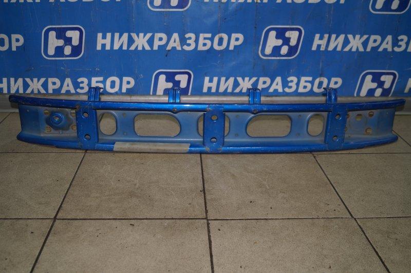 Усилитель бампера Daewoo Matiz M100/M150 1998 передний (б/у)