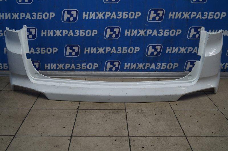 Бампер Hyundai Creta 2016> задний верхний (б/у)