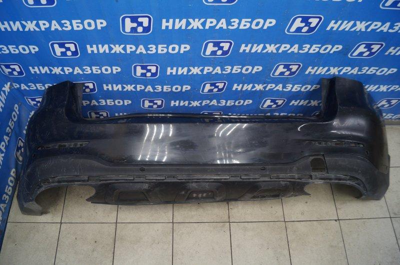 Бампер Mercedes Glc-Class X253 2015> задний (б/у)