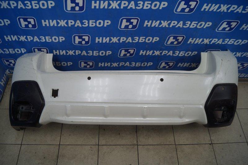 Бампер Subaru Xv G33 2011 задний (б/у)