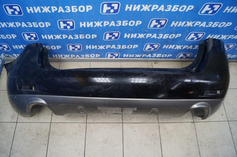 Бампер Nissan Murano Z51 2008 задний (б/у)