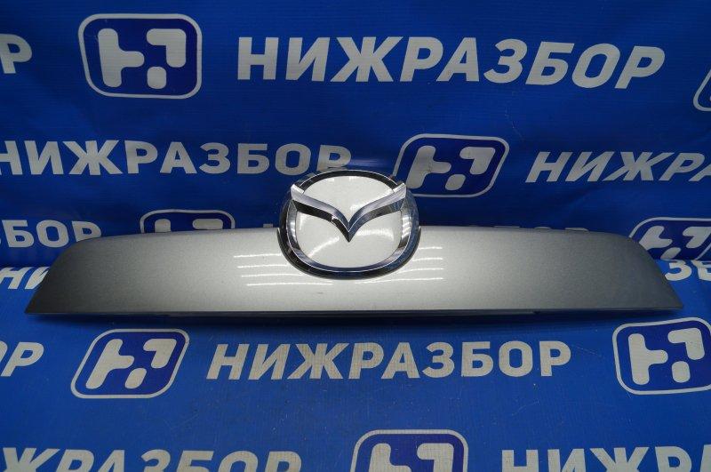 Накладка двери багажника Mazda Cx-5 2012 (б/у)
