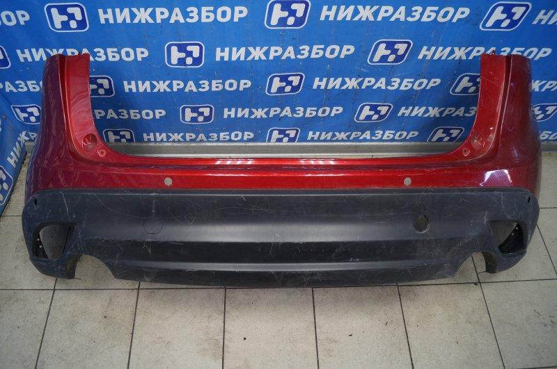 Бампер Mazda Cx-5 KE 2012 задний (б/у)