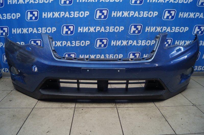 Бампер Subaru Xv G33 2011 передний (б/у)