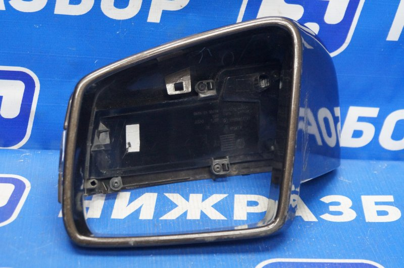 Корпус зеркала Mercedes M-Class W166 2011 левый (б/у)