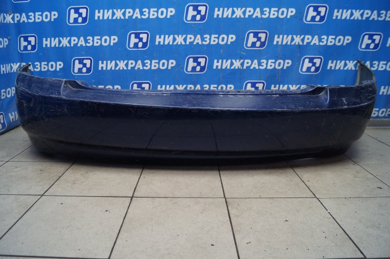 Бампер Kia Cerato 1 LD 2004 задний (б/у)
