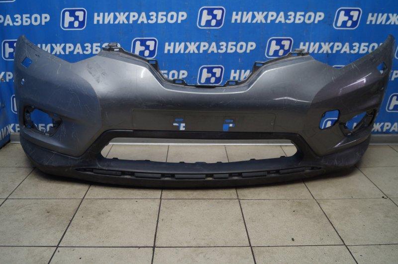 Бампер Nissan X-Trail T32 2014> передний (б/у)