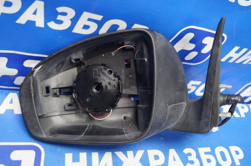 Зеркало электрическое Nissan Almera G15 2013 левое (б/у)