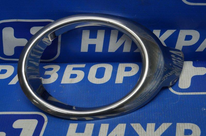 Рамка противотуманой фары Citroen Berlingo 2 B9 2008 передняя правая (б/у)