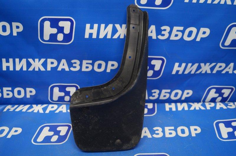 Брызговик Volkswagen Polo HB 2009 задний правый (б/у)