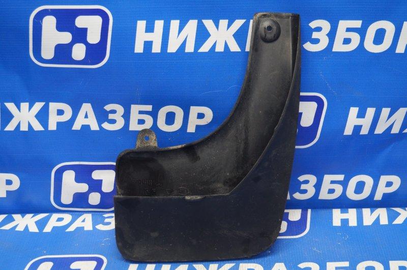 Брызговик Peugeot 3008 2010 задний правый (б/у)