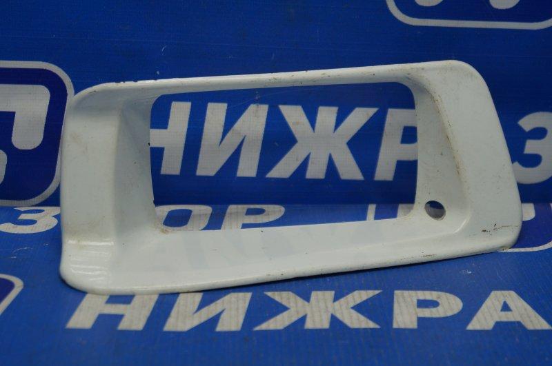 Рамка противотуманой фары Lada 2113-2115 передняя правая (б/у)