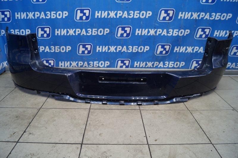 Бампер Volkswagen Tiguan 2011 задний (б/у)