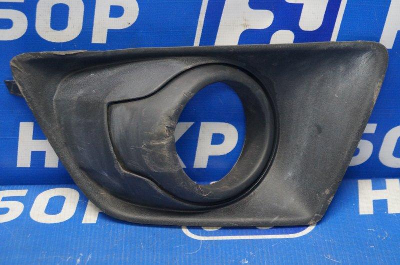 Решетка в бампер Ford Ecosport 2013> передняя левая (б/у)