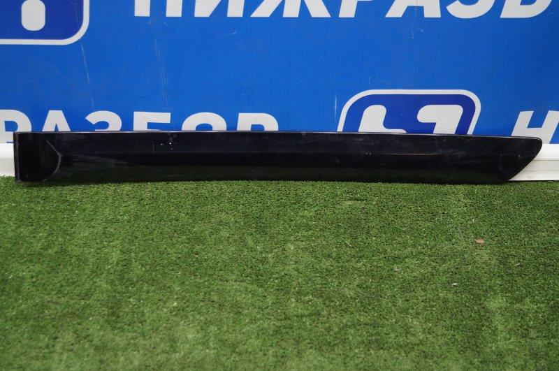 Молдинг двери Lada Granta 2011 задний левый (б/у)