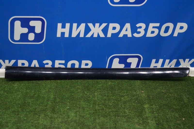 Молдинг двери Lada Granta 2011 передний правый (б/у)