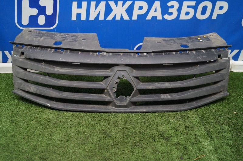 Решетка радиатора Renault Sandero 2009 (б/у)