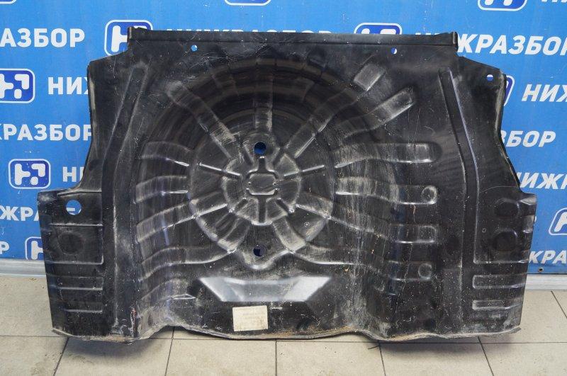 Пол багажника, тазик Nissan Almera N16 2000 (б/у)