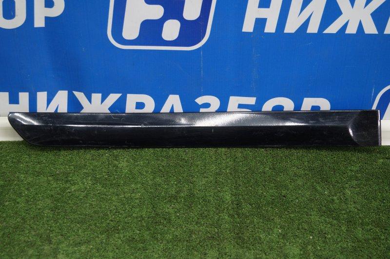 Молдинг двери Lada Granta 2011 задний правый (б/у)