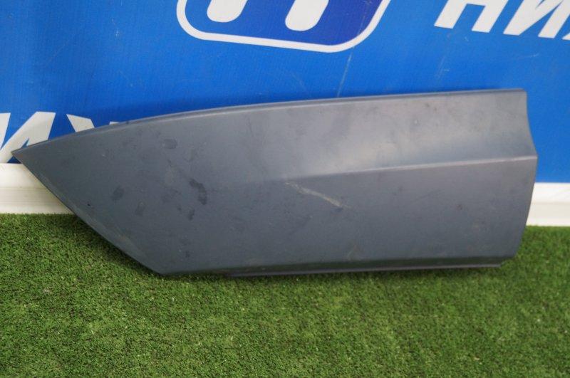 Накладка бампера Mercedes M-Klasse (Ml/gle) W166 2011 задняя правая (б/у)