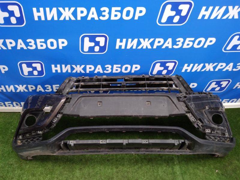 Бампер Lada Vesta передний (б/у)