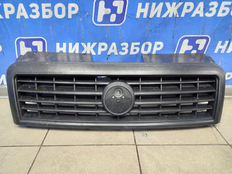 Решетка радиатора Fiat Doblo 2005 (б/у)