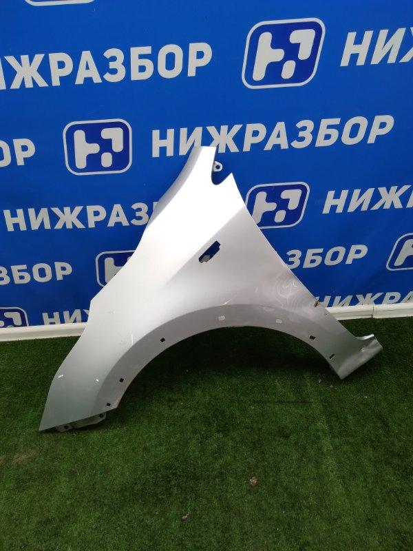 Крыло Kia Rio X-Line переднее левое (б/у)