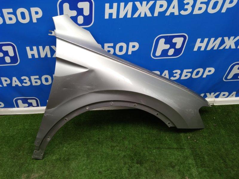 Крыло Volkswagen Tiguan переднее правое (б/у)