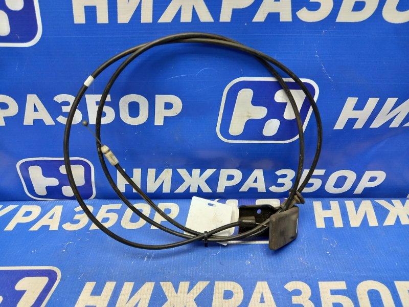 Трос открывания капота Hyundai Accent 2 2000 (б/у)