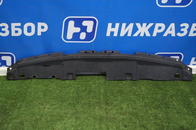 Кожух замка капота Hyundai Solaris 1 2010 верхний (б/у)