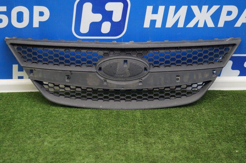 Решетка радиатора Lada Largus 2012> (б/у)