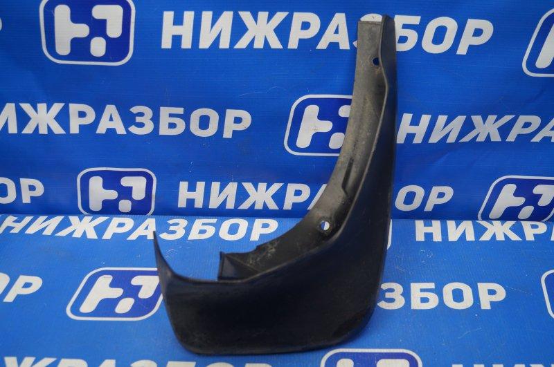 Брызговик Nissan Qashqai J11 2014> задний правый (б/у)