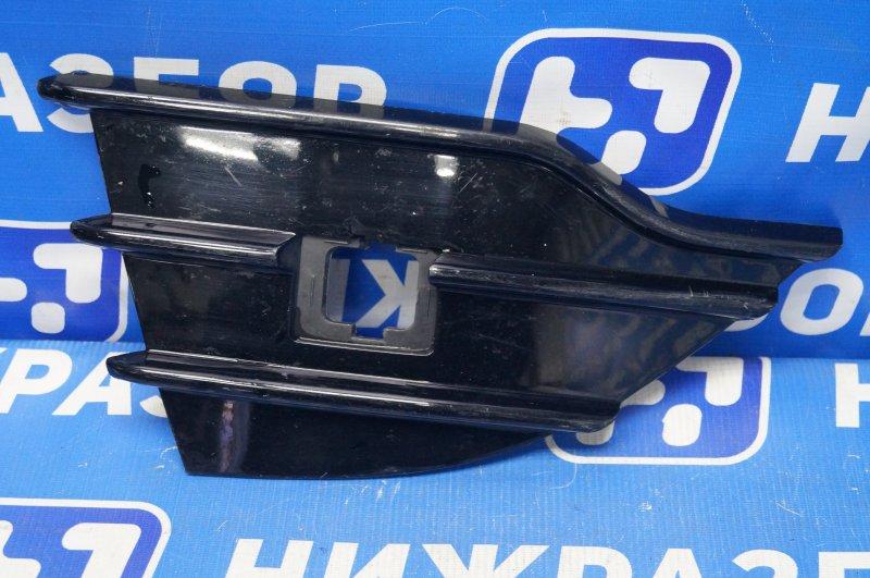 Решетка в бампер Ford Kuga 2 2012 передняя правая (б/у)