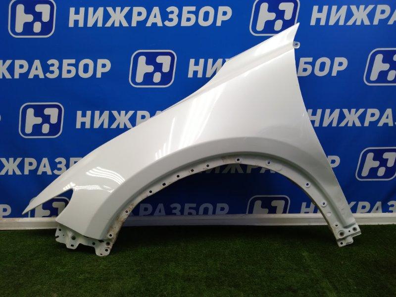 Крыло Mazda Cx 9 переднее левое (б/у)