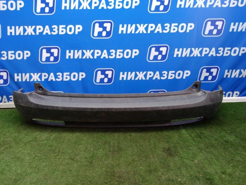 Бампер Honda Cr-V 4 задний (б/у)