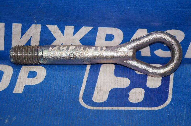 Крюк буксировочный Nissan Murano Z51 2008 (б/у)