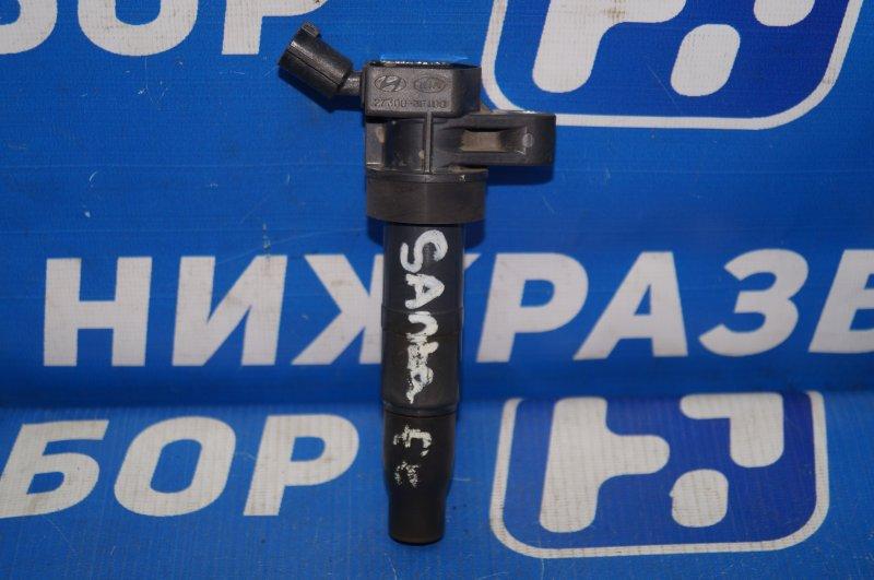 Катушка зажигания Hyundai Santa Fe DM 2012 (б/у)