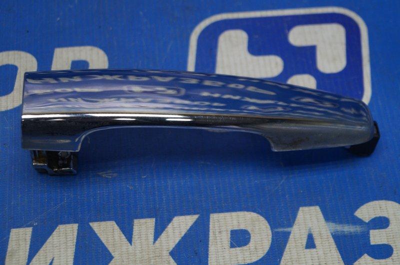 Ручка двери наружная Geely Mk 2008 передняя правая (б/у)