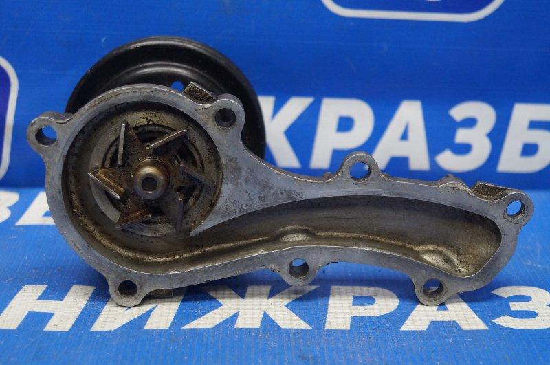 Помпа ( насос водяной ) Nissan Primera P12 1.8 (QG18) 2002 (б/у)