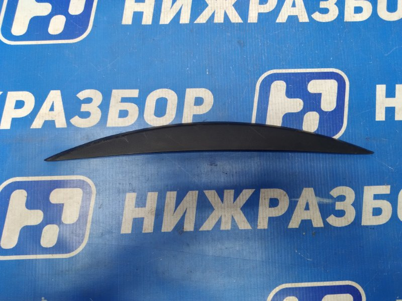 Накладка двери Kia Rio X-Line задняя левая (б/у)