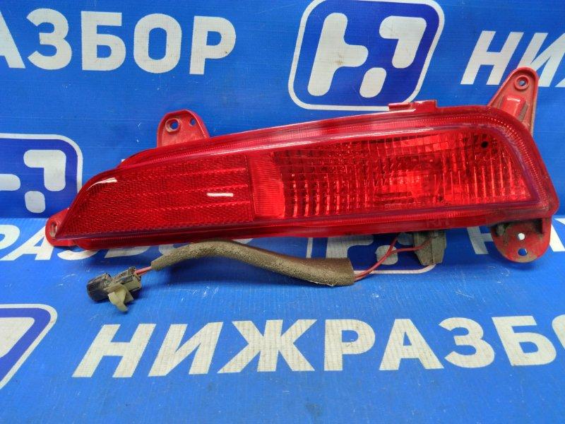 Фонарь противотуманный Hyundai Creta задний правый (б/у)