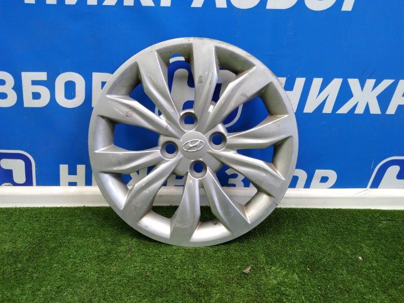 Колпак декоративный Hyundai Solaris (б/у)