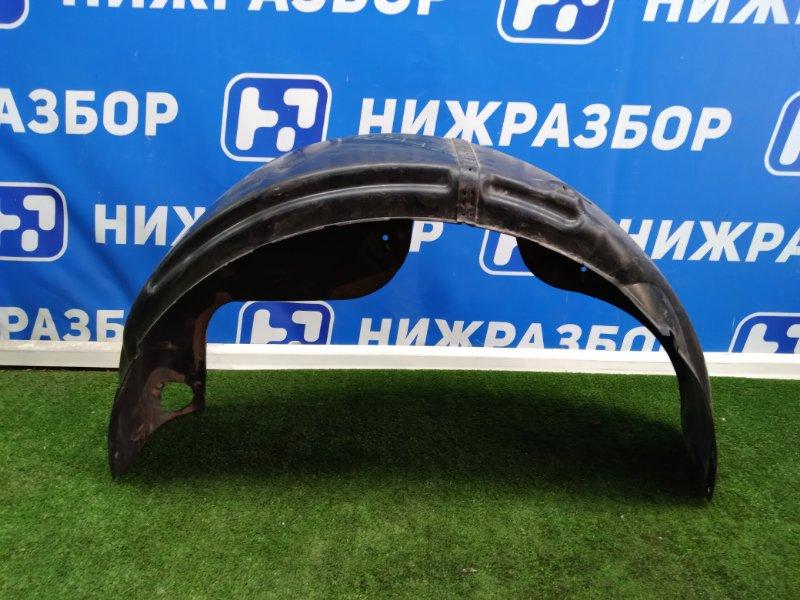 Локер Hyundai Creta задний левый (б/у)