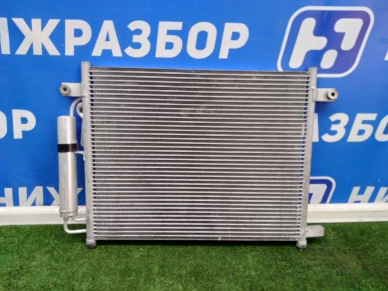 Радиатор кондиционера (конденсер) Chevrolet Aveo T250 (б/у)