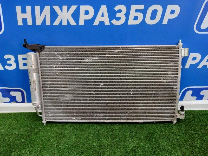 Радиатор кондиционера (конденсер) Nissan Juke (б/у)