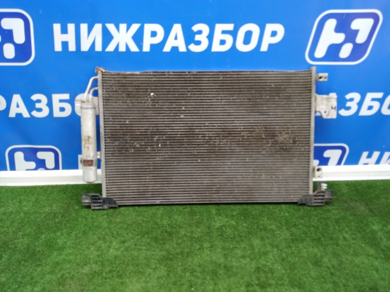 Радиатор кондиционера (конденсер) Mitsubishi Lancer 10 (б/у)