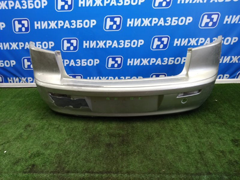 Бампер Mitsubishi Lancer CX задний (б/у)